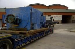 MV Electric Motor Repairs