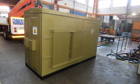 Miniature Substation Manufacturing
